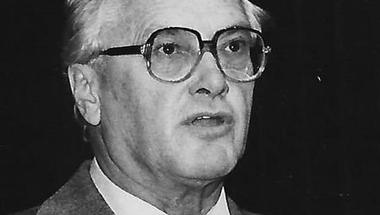 A közelmúltban elhunyt Pell Rudolfra, Zirc Város Díszpolgárára emlékezünk