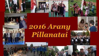 2016 ARANY PILLANATAI