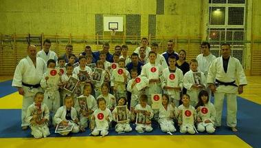 Újévi Sporthíradó: Vincze Judo Zirc