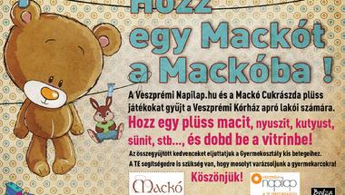 Mackó-gyűjtés