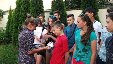 Élményekkel gazdagodtak, énekekkel búcsúztak – derceni gyerekeket látott vendégül városunk