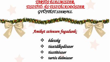 Karácsonyi adománygyűjtés - 2020., Zirc