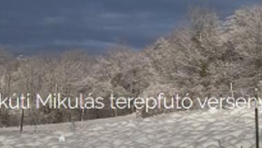 Lókúti Mikulás terepfutó verseny december 2-án - előnevezés!