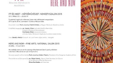Zirci művészek a Nemzeti Szalonban