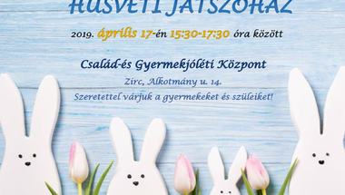 Húsvéti játszóház - 2019. április 17., szerda