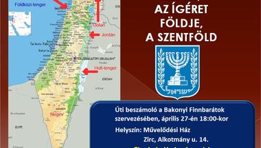 Úti beszámoló - Izrael