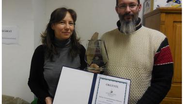 Rangos szakmai díjat kapott a Bakonyi Természettudományi Múzeum Baráti Köre