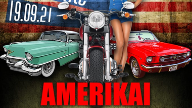 Amerikai autós- és motoros találkozó - Zirc, 2019. szeptember 21., szombat