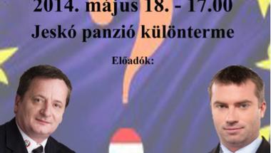 Kovács Béla és Ferenczi Gábor lakossági fóruma