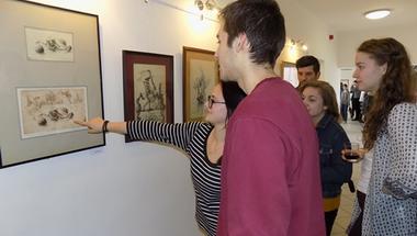Szépművészet a hivatal falai között