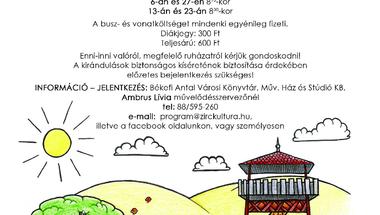 Augusztus 13-án is Kalandos Kedd - irány a Fiatalító forrás
