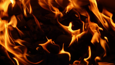 Családi ház lángolt Dudaron