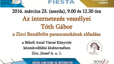 Internet Fiesta - Az internetezés veszélyei