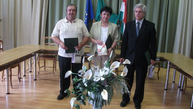 Másli Margit, Hadnagy Ottó és Müller Imre kiemelkedő szakmai tevékenységét ismerte el idén az önkormányzat