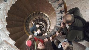 Regisztráció a Vöröstorony és templomtorony látogatásra - Múzeumok Éjszakája 2015.