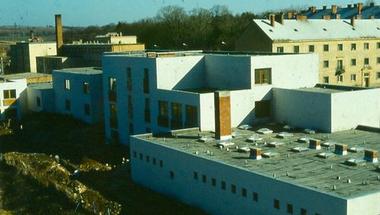 Újév, megújuló iskolaépület