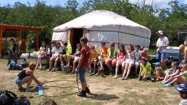 Jurta-tábor - kedvcsináló 2013-ra
