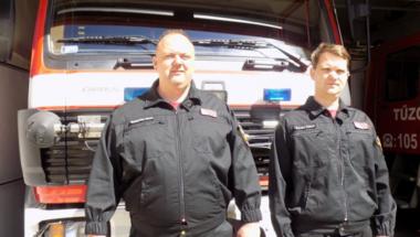 Ismét kettős megyei elismerés  tűzoltóinknak - Zirc
