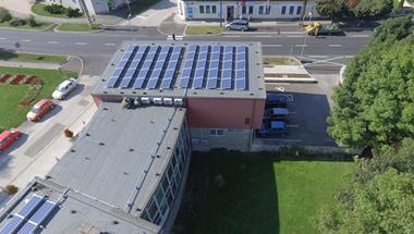 Jól működő napelemes rendszerek