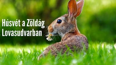 Húsvét a Zöldág Lovasudvarban - 2019. április 21., vasárnap