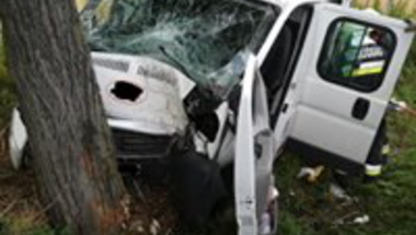 Ez volt az a nagy szirénázás ma délután - hat személy sérült meg egy balesetben a 82-esen