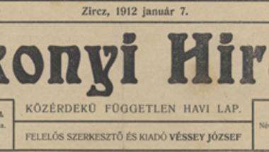 Hírmúzeum 2012. év 2. hetére