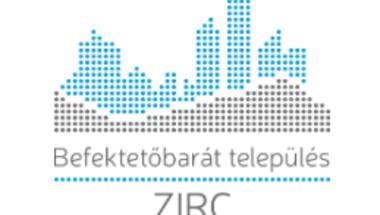 Befektetőbarát település címet kapott Zirc - 2016.