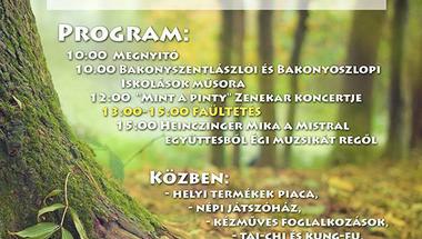 Ültess fát - Vinyén
