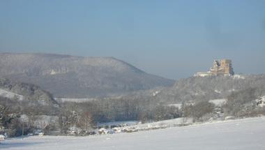 Csesznektől Bakonyújvárig - vasárnap, február 19-én