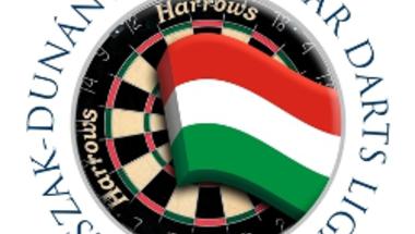 Észak-dunántúli Magyar Darts Liga I. forduló