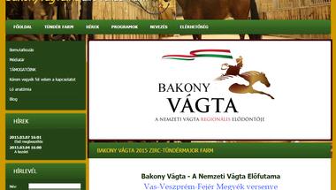 Bakony Vágta - 2015.