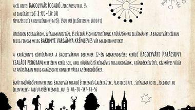 Bagolyvári Karácsony 20 teljesítménytúra