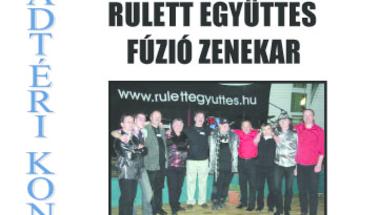 Rulett és Fúzió koncert