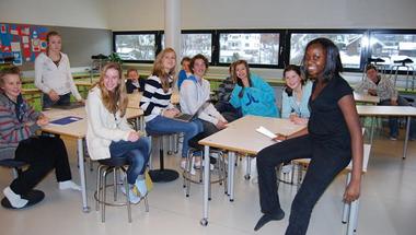 Egy norvég iskolában már negyven éve eltörölték a tantárgyakat, és a siker óriási