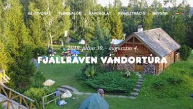 Fjällräven-vándortúra - az idén a Bakonyon keresztül!