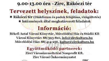 """""""Zirciek Tavasza - Zirc Város Napja"""""""