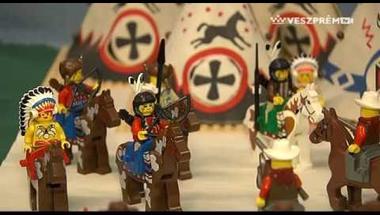 Zirci LEGO kiállítás a Kukkantóban