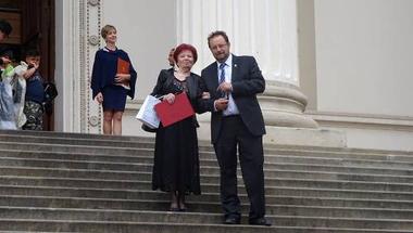 Minisztériumi kitüntetésben részesült a Szín-Vonal Alapfokú Művészeti Iskola Tehetségpontja