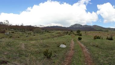 Az elsietett túra: Treskac (1969 m) – Treskavica, Dinári-hegység, Bosznia-Hercegovina