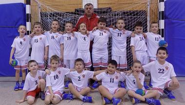 Újévi Sporthíradó: a DEVM Kézilabda Alapítvány Zirci Sólymok Csoportja