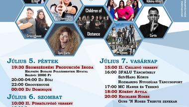 XI. Bodajki városnapok - 2019. 07. 5-6-7.