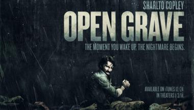 Open Grave - a Zircen (is) forgatott horror