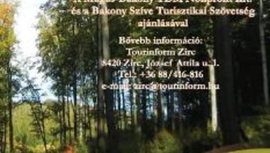 Új kiadvánnyal jelenik meg a Magas-Bakony TDM az Utazás Kiállításon
