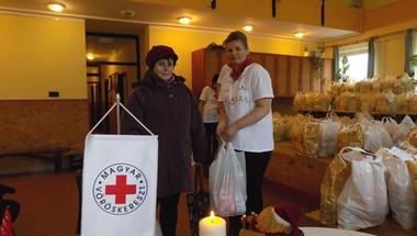 Karácsony előtti segítség a rászorulóknak