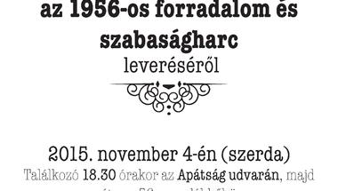 November 4. Megemlékezés