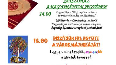 Tavaszi Értékmentő Találkozó - Zirc - Művelődési Ház - 2013.04.26