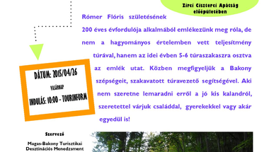 Rómer Flóris-emléktúra