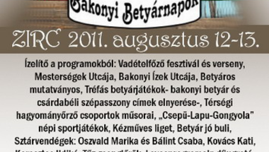 Bakonyi Betyárnapok 2011.