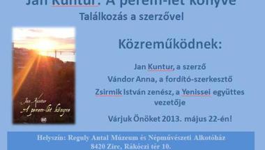 Jan Kuntur: A perem-lét könyve