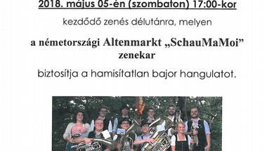 Zenés délután - Porva